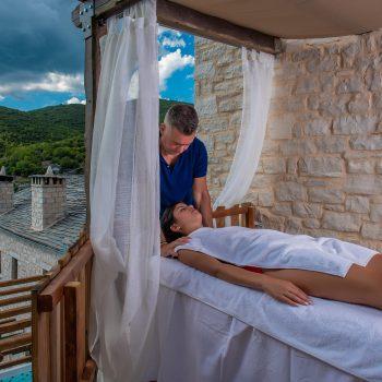Εξωτερικό Massage - Pirrion wellness boutique hotel